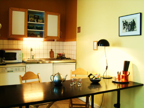 Flat in Paris - Vacation, holiday rental ad # 24781 Picture #2