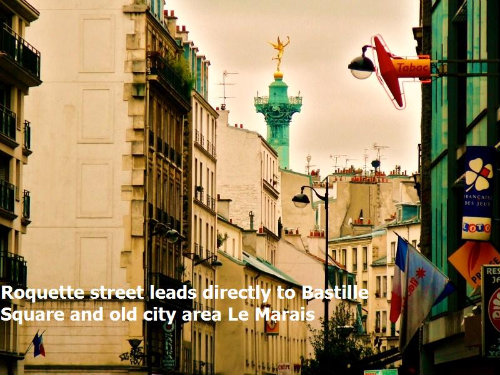 Flat in Paris - Vacation, holiday rental ad # 24781 Picture #5