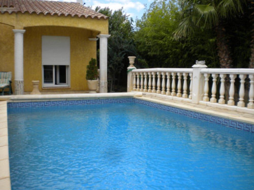 Maison à Serignan à louer pour 10 personnes - location n°24794