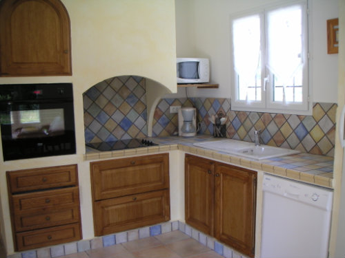 House in LAGNES - Vacation, holiday rental ad # 24813 Picture #4
