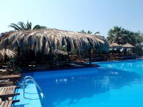 Maison Evia Sea-view (island) - 6 personnes - location vacances  n°24820