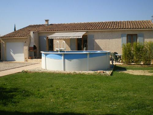 Maison Monteux - 8 personnes - location vacances  n°24824