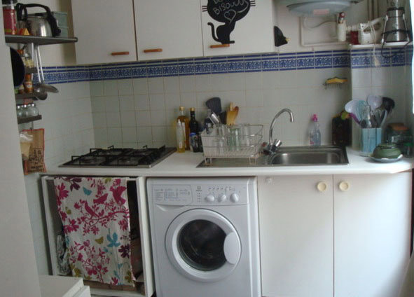 Flat in Paris - Vacation, holiday rental ad # 24839 Picture #1
