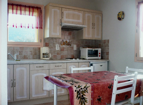 Flat in Lavars - Vacation, holiday rental ad # 24856 Picture #2
