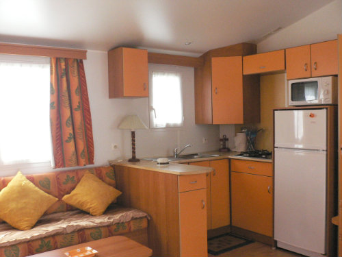 Mobil-home Hendaye - 6 personnes - location vacances  n°24864