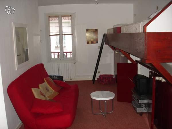 Appartement 6 personnes Saint Jean De Luz - location vacances  n°24912