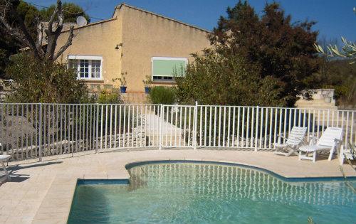 Maison 9 personnes Velleron - location vacances  n°24921
