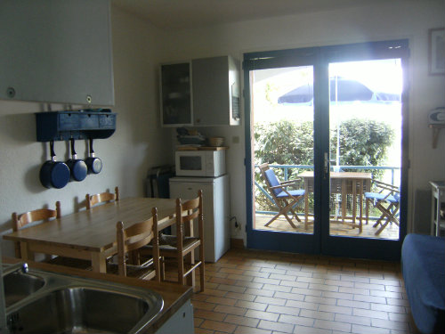 Flat 4 people Biscarrosse Plage - holiday home  #24954