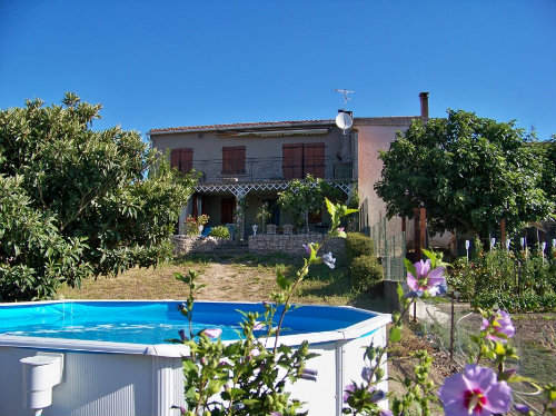 House in Alzonne for   6 •   with shared pool