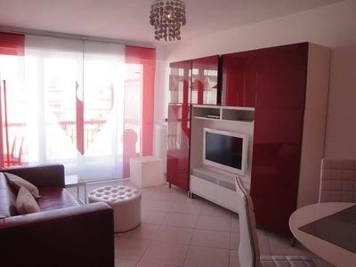 Appartement 4 personnes Juan Les Pins - location vacances  n°24984