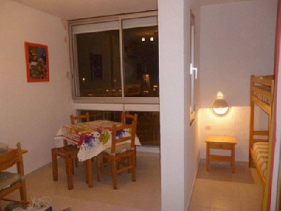 Studio in St cyprien plage - Vacation, holiday rental ad # 25010 Picture #3