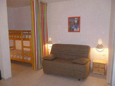Studio in St cyprien plage - Vacation, holiday rental ad # 25010 Picture #4