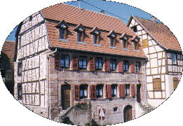 Maison 6 personnes Weiterswiller - location vacances  n°25046
