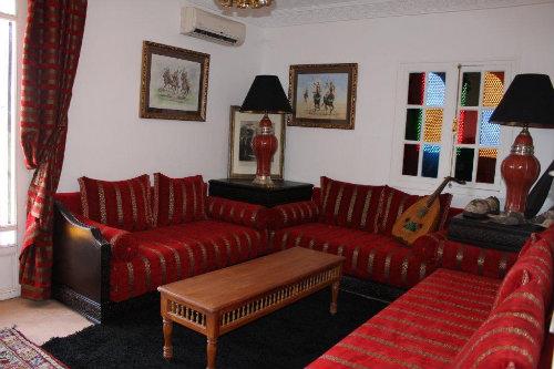 Maison à Marrakech tamesloth pour  8 •   avec piscine privée