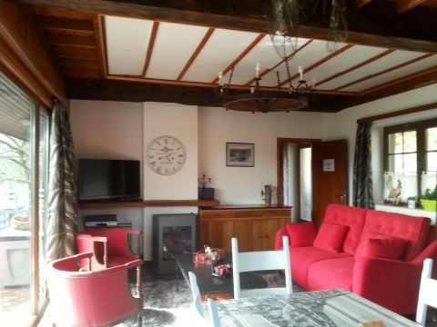 Chalet in Vresse-sur-semois - Vacation, holiday rental ad # 25096 Picture #3