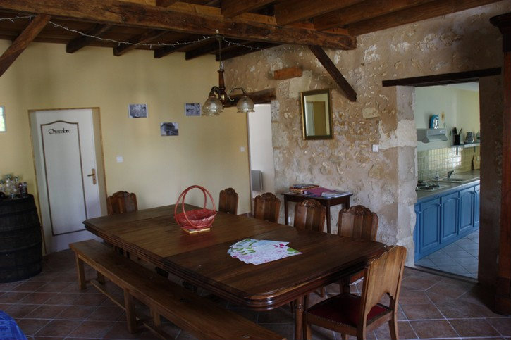 Gite in Echourgnac - Vacation, holiday rental ad # 25111 Picture #3