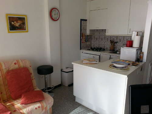 Flat in Rosas - Vacation, holiday rental ad # 25137 Picture #3