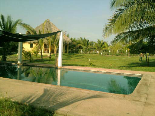 House in Monterrico - Vacation, holiday rental ad # 25213 Picture #3