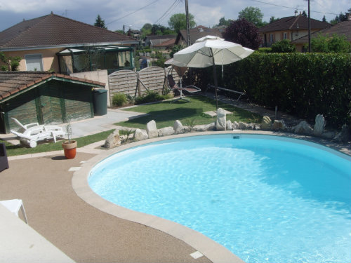 House in bourg en bresse - Vacation, holiday rental ad # 25289 Picture #0
