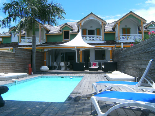 House in SAINT MARTIN - Vacation, holiday rental ad # 25308 Picture #5