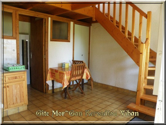 Gite in Bannalec - Kervadiou Vihan - Vacation, holiday rental ad # 25367 Picture #1