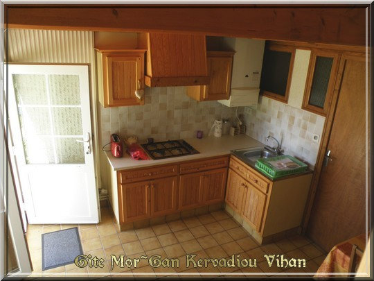 Gite in Bannalec - Kervadiou Vihan - Vacation, holiday rental ad # 25367 Picture #2