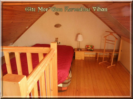 Gite in Bannalec - Kervadiou Vihan - Vacation, holiday rental ad # 25367 Picture #3