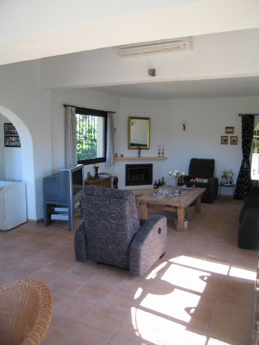 House in Moraira - Vacation, holiday rental ad # 25380 Picture #2
