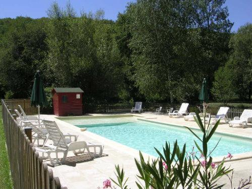 Chalet 5 personnes Sarlat - location vacances  n°25388
