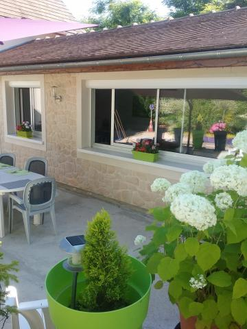 Gite in TREUZY LEVELAY - Vacation, holiday rental ad # 25398 Picture #1