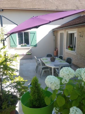 Gite in TREUZY LEVELAY - Vacation, holiday rental ad # 25398 Picture #10