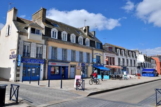 Gite 4 people Concarneau - holiday home  #25399
