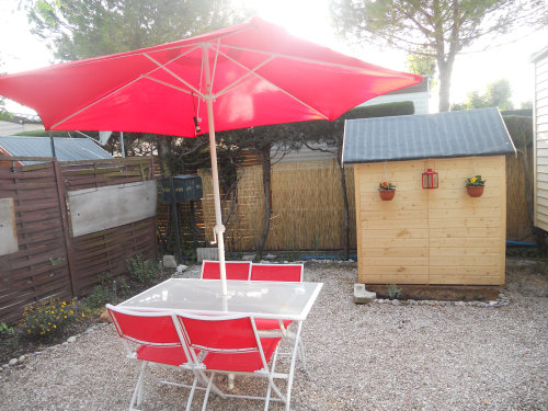 Mobile home in France - Vacation, holiday rental ad # 25402 Picture #1