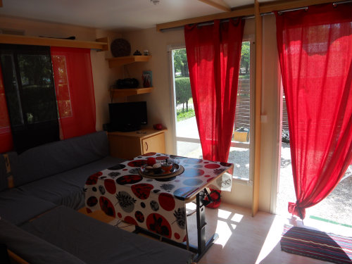 Mobile home in France - Vacation, holiday rental ad # 25402 Picture #5