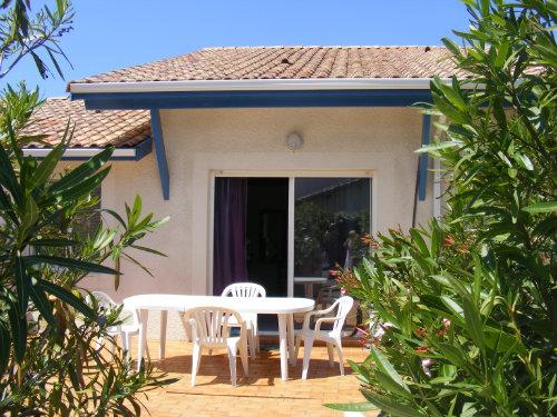 maison biscarrosse plage louer pour 4 personnes location n 25425. Black Bedroom Furniture Sets. Home Design Ideas