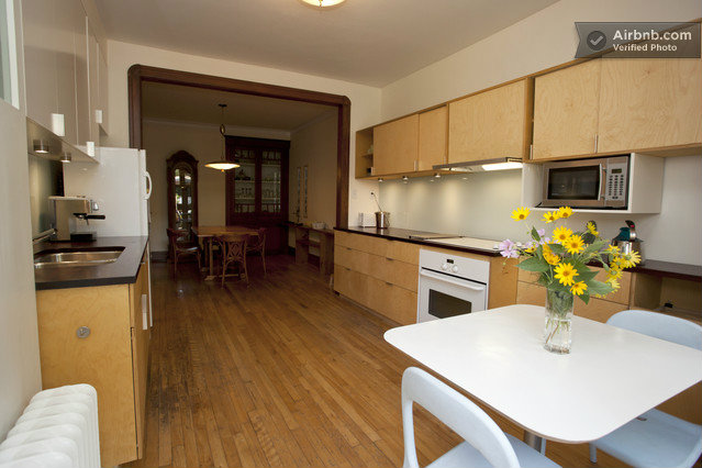 Flat in Montréal - Vacation, holiday rental ad # 25439 Picture #12