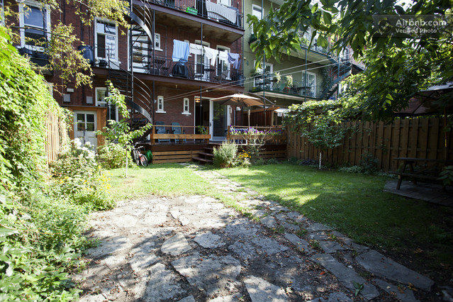 Flat in Montréal - Vacation, holiday rental ad # 25439 Picture #17