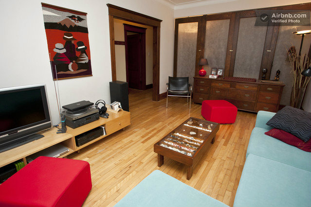 Flat in Montréal - Vacation, holiday rental ad # 25439 Picture #3