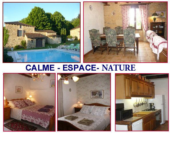Maison Belves Sarlat - 6 personnes - location vacances  n°25498