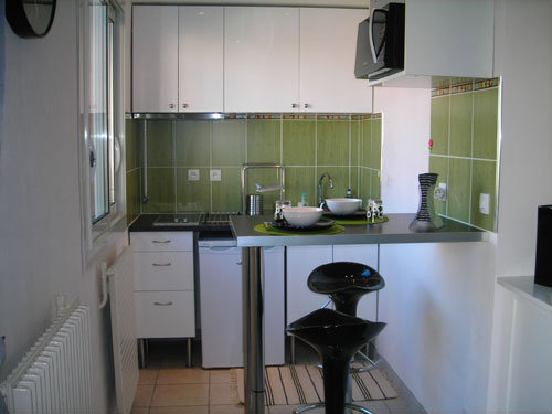 Studio in Grenoble - Vacation, holiday rental ad # 25522 Picture #1
