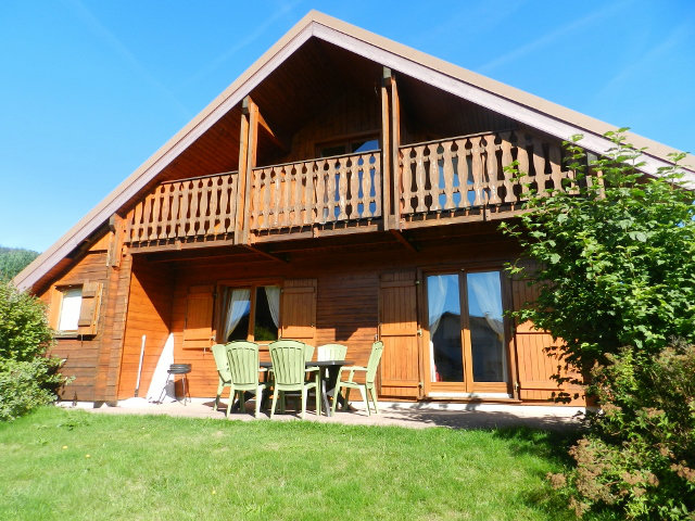 Chalet Gérardmer - 6 people - holiday home  #25581