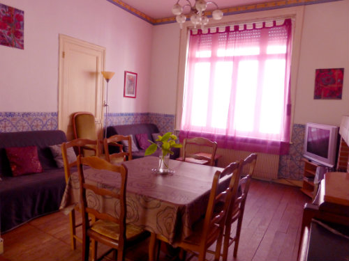 House in Wimereux - Vacation, holiday rental ad # 25696 Picture #1