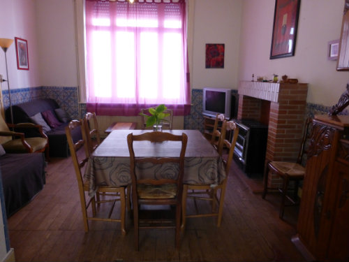 House in Wimereux for   6 •   animals accepted (dog, pet...)