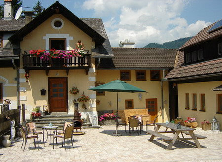 House in Gnesau - Vacation, holiday rental ad # 25700 Picture #1