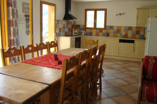 Chalet in St Martin de Belleville  - Vacation, holiday rental ad # 25709 Picture #3