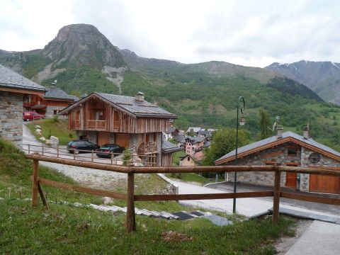 Chalet in St Martin de Belleville  - Vacation, holiday rental ad # 25709 Picture #8