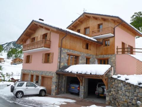 Chalet in St Martin de Belleville  - Vacation, holiday rental ad # 25709 Picture #0
