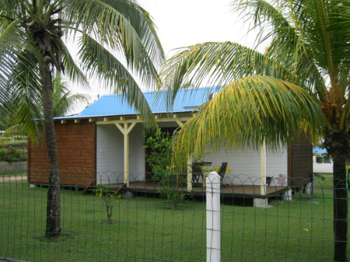 Bungalow in saint françois - Vacation, holiday rental ad # 25746 Picture #0
