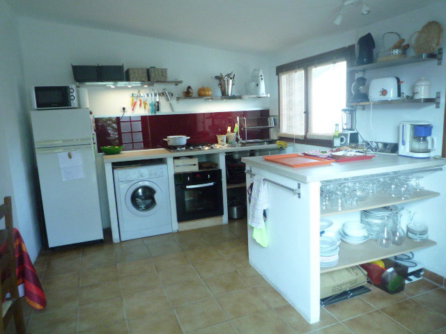 House in Sainte Marie la mer  - Vacation, holiday rental ad # 25758 Picture #3