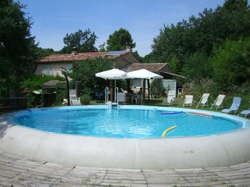 Gite in Aubagne voor  2 •   met privé zwembad